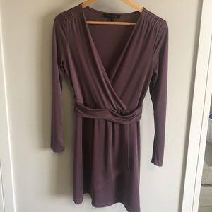 Dynamite Mauve Purple Dress